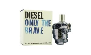 Diesel Diesel Only The Brave Men 4.2 oz EDT Spray