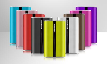 PowerMaster Portable 20,000mAh LED Triple-USB Power Bank with Smart Charging
