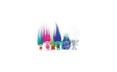 Trolls figures Movie Figure Dolls Action Figures toys children gift 44e11286-bac9-4160-b8f1-424277b90f08