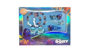 Kids Finding Dory Best Friends Jewelry Accessories Kit
