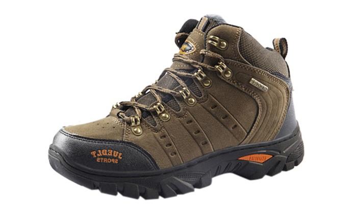 Men's Fur Liner Hiking Shoes