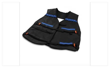 Tactical Vest Kids Toy Gun Clip Jacket a4fd719b-1f5a-4669-bcfd-9c0cce673a10
