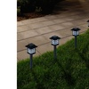 Pure Garden Outdoor Lantern Solar Landscaping Lights (6-Pack)