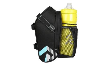 Roswheel Cycling Bicycle Water Bottle Pocket Saddle Bag a1c9b505-a121-4fad-b379-9f9fdd32cd7f