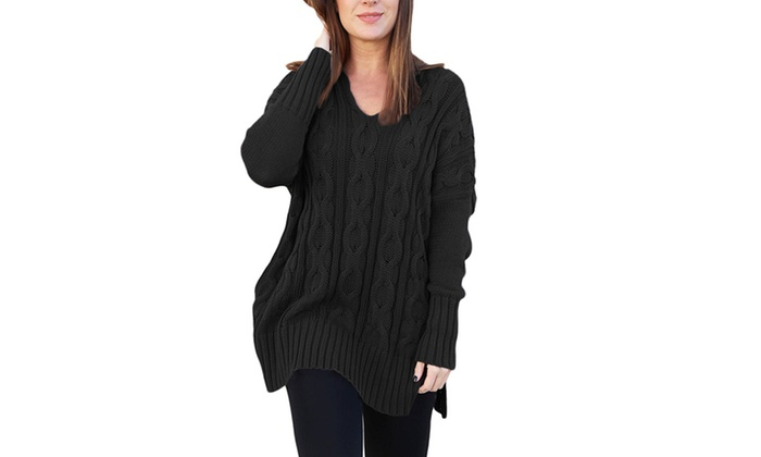 94ccedfed Up To 61% Off on Women s Casual V Neck Loose F...