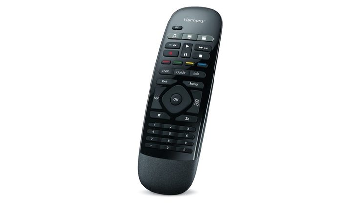 5dda5e4eedf Logitech Harmony Smart Control with Smartphone App and Simple Remote ...
