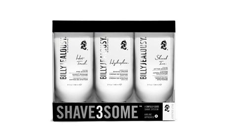 Billy Jealousy Shave3Some Shave System (3-Piece)