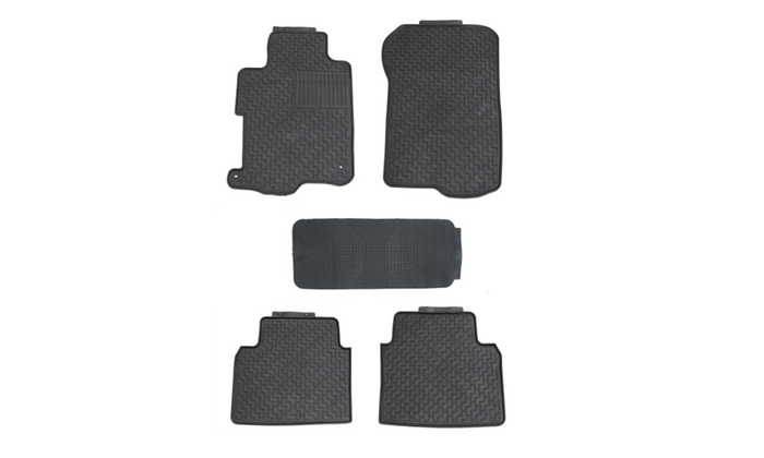 All Weather Floor Mats For Honda Accord Sedan 2017