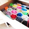 Evelots 36-Slot Honeycomb Drawer Organizer