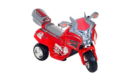 Ride on Toy, 3 Wheel Motorcycle Trike for Kids, Battery Powered by Lil' Rider 96254b1e-ae30-48eb-a970-eae786d317ce