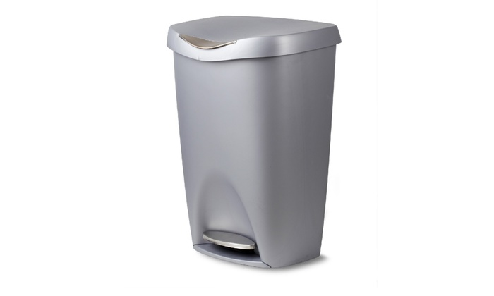 Up To 29 Off On Large Kitchen Trash Can With Groupon Goods