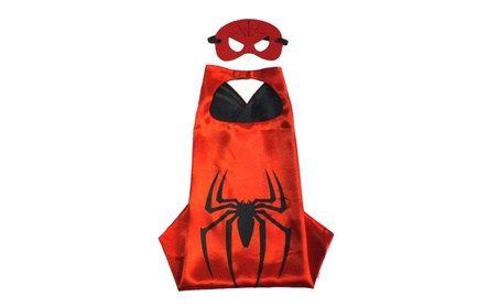 Spiderman Cape, Mask and Tattoo Costumes 9116d518-36ea-4abd-a9d6-9d22fc760b65