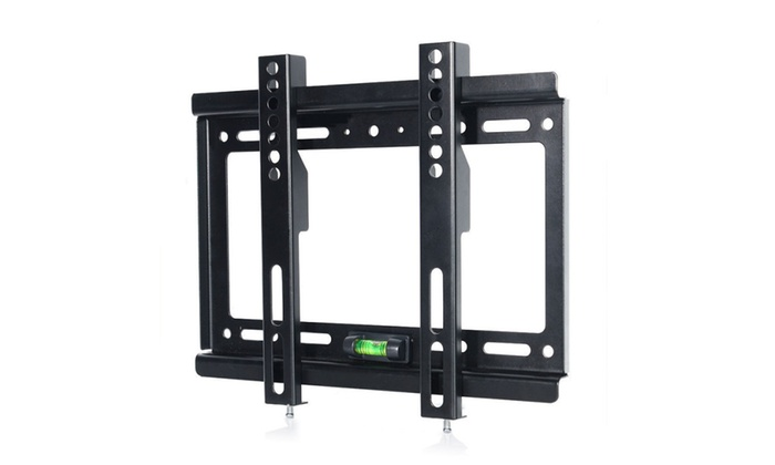 Fixed Tv Wall Mount Bracket 22 42 Tv Groupon