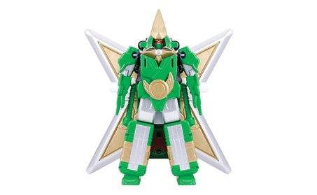 Power Rangers Super Megaforce - Ninja Zord with 2 Ranger Keys 2df885c4-2c7d-4e6a-836c-12c375fb281e
