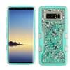 Insten Quicksand Hearts Hard Hybrid Case For Samsung Galaxy Note 8