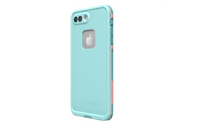 online retailer e8978 f924f Lifeproof Fre Case for iPhone 8 Plus and iPhone 7 Plus, Wipeout ...