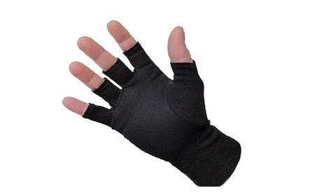 Winter Fingerless Soft Self Warming Compression Warm Gloves Fashion 48032b3f-98ef-4986-ad4b-20b3689b5aa8