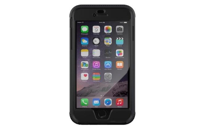 reputable site 6dcc1 0883f Tech21 Patriot Case for Apple iPhone 6 Plus / 6s Plus - (Black ...