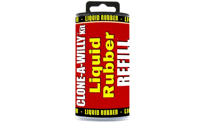 Willy Liquid Rubber Refill