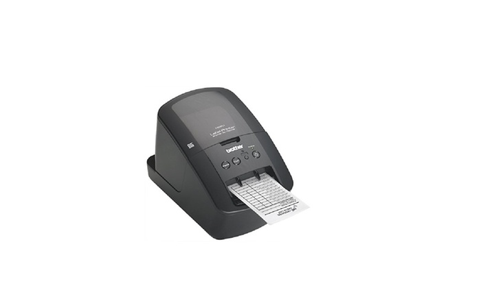 Brother QL-720NW Professional, High-speed Label Printer | Groupon