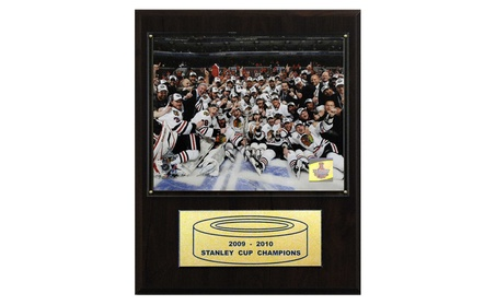 C & I Collectables 1215SC10C NHL Blackhawks 2009-10 Stanley Cup caf7944b-8a46-4d0d-9f2d-bdab130efebc