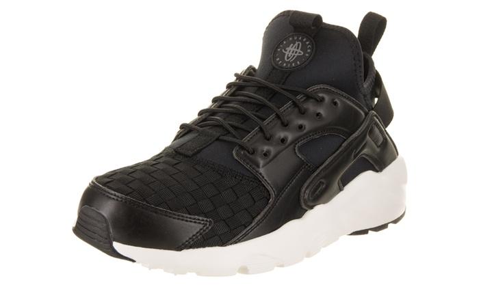 44dd49b82c207 Up To 4% Off on Nike Men's Air Huarache Run U... | Groupon Goods