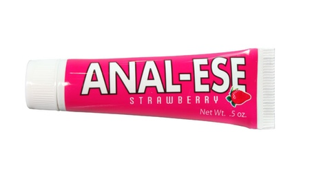 Anal-Ese Cream Strawberry Flavor 314386f5-886f-4d20-8e82-87d5ce320f80