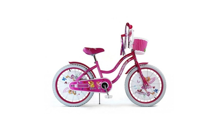Micargi KIDDY-G-PK 16 in Girls BMX Bicycle Pink