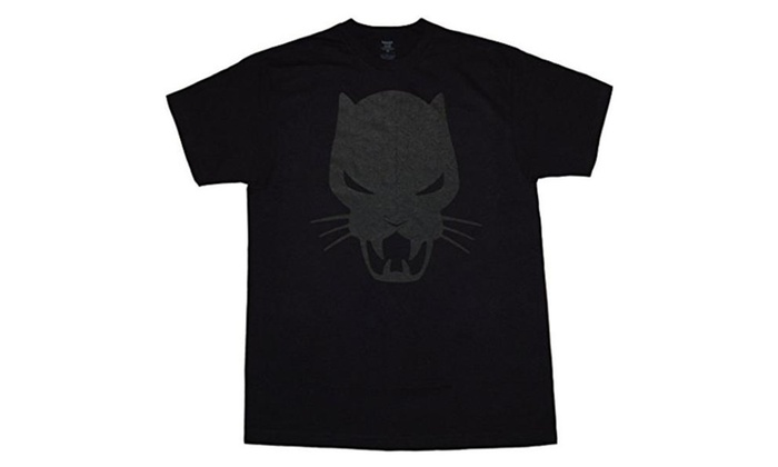 Up To 78 Off On Comics Black Panther Symbol T Groupon Goods