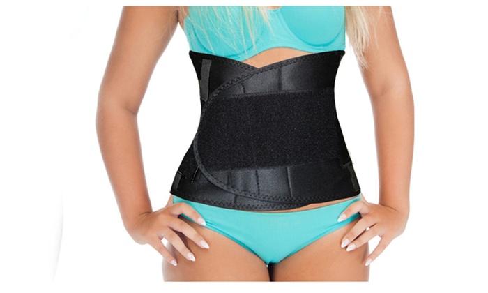 Bernotti Premium New Waist Cincher Slimming Training Belt Fat Burner