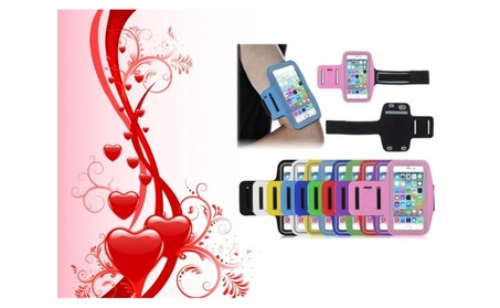 Running Jogging GYM Armband Case for Phone Special For Valentine Day d55fae19-7905-4853-b8b7-c4bef154a161