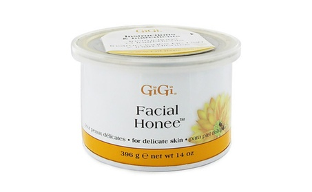 Gigi Wax 0310 Facial Honee Wax 14oz. 474f712d-b787-4112-8433-419fa526c06e