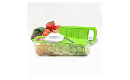 Go Green Veggie 4 in 1 Grinder Slicer Cutter And Shredder eecb5d42-19ea-4b8e-ae17-0faf069cc163