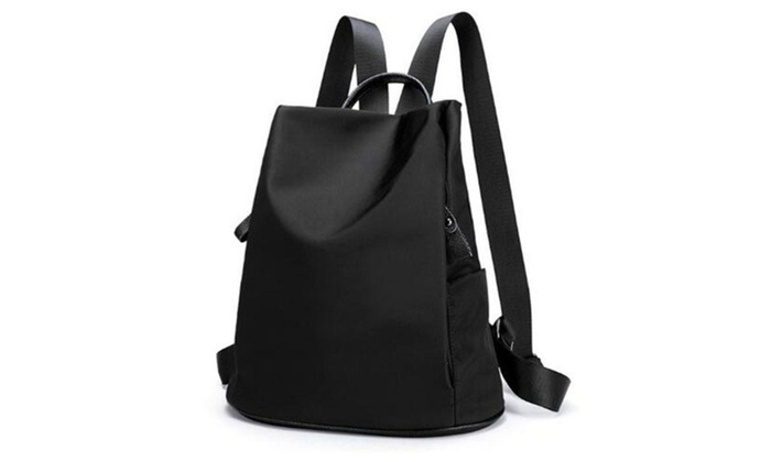 Waterproof Lightweight Nylon Bookbags School Bag Women's Casual