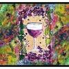 Carolines Treasures Wine Indoor Or Outdoor Doormat, 24 x 36 in.