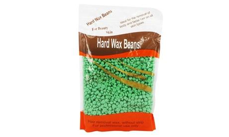 No Strip Depilatory Hot Film Hard Wax Beads Waxing Hair Removal Beans 448c3c65-9ad3-44dd-b03e-59a694ca2854