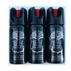 3 pack police magnum oc 17 mace pepper spray 2 safety lock