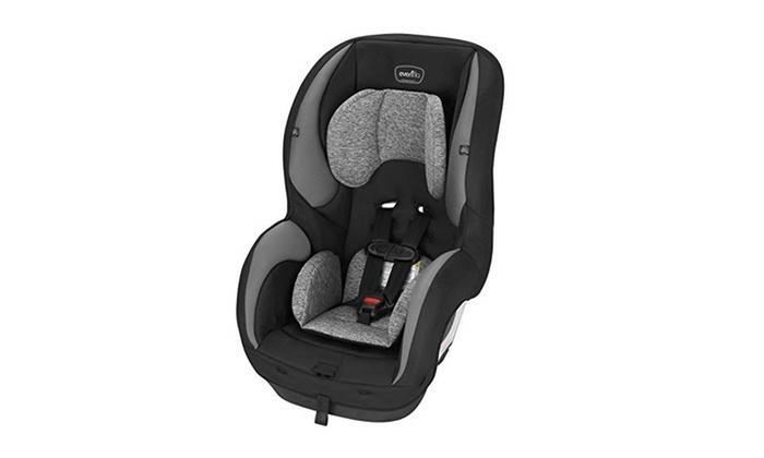 Evenflo Sureride Dlx Convertible Car Seat Carson