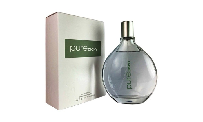 Dkny Pure Verbena By Dkny 34 Oz Eau De Parfum Spray For Women Groupon