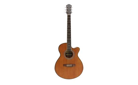 "JNTworld IRIN 6 strings Full size Sapele 40"" Acoustic Guitar 3d1c5859-018a-4edc-b6ef-34e39c1b6e46"