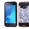 For Samsung Galaxy J1 2016 Amp 2 Designed Hybrid Tuff Hard Case