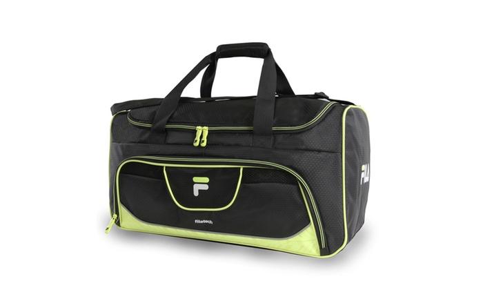1014315982da Fila Speedlight Medium Gym Duffel Bag Fila Speedlight Medium Gym Duffel Bag  ...
