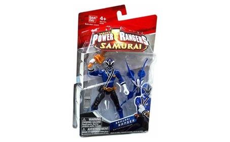"""Power Ranger 4"""" Figure - Samurai Ranger Water 675c77ab-9098-47d9-8b0f-27630efd1e41"""