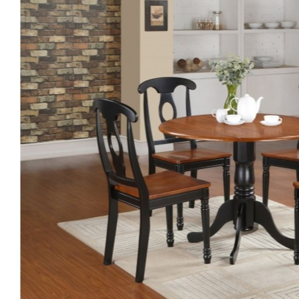 East West Furniture Small Kitchen Table Set Small Table And 2 Dining Chairs Groupon