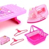 Happy Mini Iron Children Kid's Toy Clothing Iron Board Playset