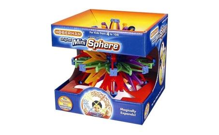Tedco Toys M1335 Hoberman Mini Sphere Toy - Rings 1294703f-7d3c-4201-9d95-5c6bf2cbd3e2