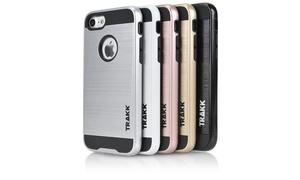 TRAKK FORCE Metal Protector Case for iPhone 7/8 or 7 Plus/8 Plus