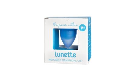 Lunette 231581 Selene Size 1 Menstrual Cup 1, Blue a14f7bda-4d97-42ef-bd0c-bf45b79cc1d2