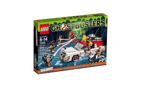 LEGO Ghostbusters Ecto-1 And 2 75828 Building Kit 556 Piece 67df751e-ec2b-4322-b340-cd63e34e185e