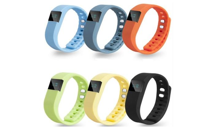 Smart Fit Bluetooth Fitness Wristbands Bracelet Sport ActivityTracker